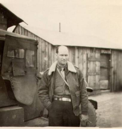Col. Campbell, C.O. of 14th Fighter Group