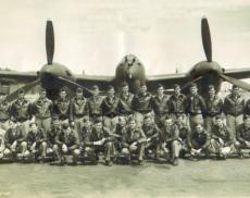 P-38F - Lockheed Interceptor 49th Fighter Squadron Hamilton Field - San Rafael, CA June 15 - 1942 (missing from picture - Phil Works, Jack Hoelle)