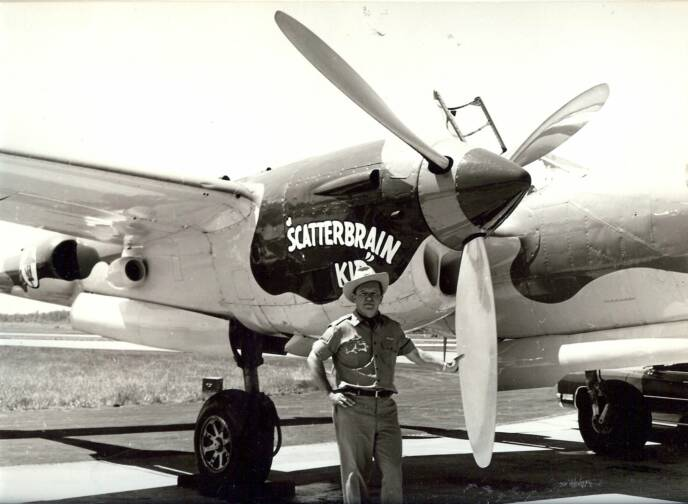 In 1969, Revis and a friend, who had also been a P-38 pilot in World War II (but not in the 49th) together purchased a P-38 Lightning, which they restored to immaculate condition. The two once again conquered the skies until 1973, when a friend of theirs, who was checking out in the aircraft, lost control and crashed. Alas, neither the pilot nor the plane survived the crash.