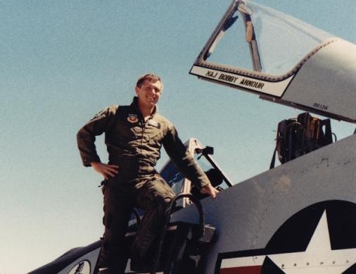 Maj. Bobby Armour