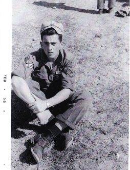 Dave Jeffrey in Yuma
