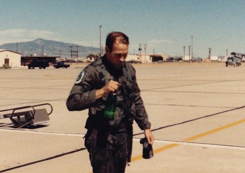 Capt. Jim Parker